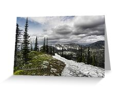 Montana Summer Greeting Card