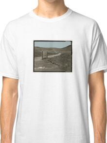 Thunder Road [Print, Tee, Sticker, and Cases] Classic T-Shirt