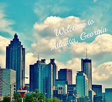 Welcome to Atlanta, Georgia by Scott Mitchell