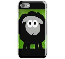 Sheep in the Grass iPhone Case/Skin