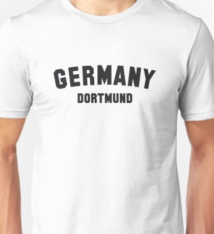 GERMANY DORTMUND Unisex T-Shirt