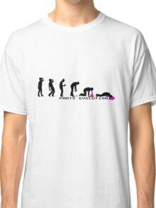 Party Evolution T-Shirt Classic T-Shirt