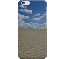 Sand Dune and Blue Sky iPhone Case/Skin