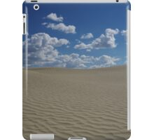 Sand Dune and Blue Sky iPad Case/Skin