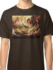Terrestrial Brush Strokes  Classic T-Shirt