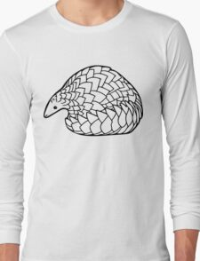 Save the Pangolins Long Sleeve T-Shirt