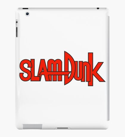 Slam Dunk Logo (Shohoku) iPad Case/Skin