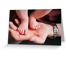 Father & Son Greeting Card