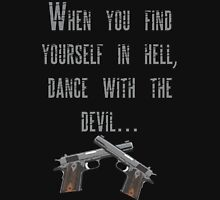 "Max Payne ""Dance with the Devil"" Unisex T-Shirt"