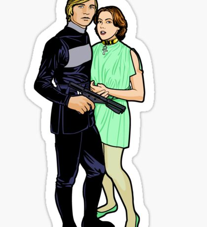 Logan's Run Sticker