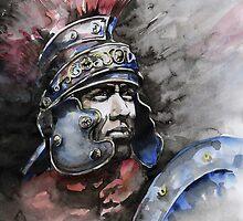 Gladiator by Tania Richard