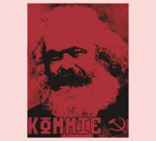 Kommie - Marx Kids Clothes