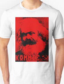 Kommie - Marx T-Shirt