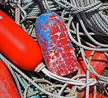 Buoys & Ropes by DreamerByDesign