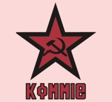 Kommie - Star Logo Kids Clothes