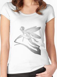 Forest Fae Women's Fitted Scoop T-Shirt