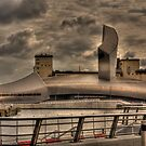 Imperial War Museum North by Andreia Moutinho