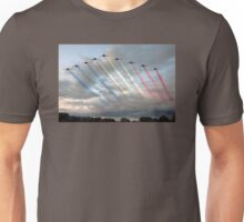 Red Arrows - Arrival Unisex T-Shirt