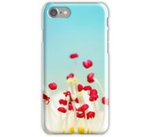 Blooming Candy Red iPhone Case/Skin