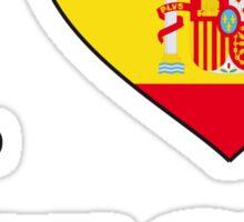 I ♥ CESC Sticker