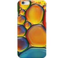 Tropical Oil & Water II iPhone Case/Skin