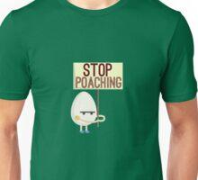Stop Poaching! Unisex T-Shirt