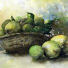 Limes and Lemons by Tania Richard