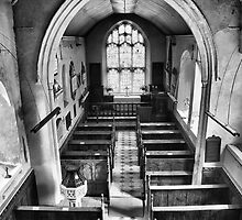 St Margaret's Herringfleet by Dave Godden