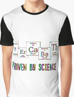 Percabeth - Proven By Science Graphic T-Shirt