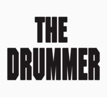 THE DRUMMER (DAVE GROHL / TAYLOR HAWKINS) One Piece - Long Sleeve