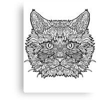 Ragdoll Cat - Complicated Cats Canvas Print