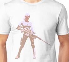 little miss sniper Unisex T-Shirt