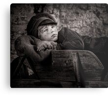 Barrow Boy Metal Print