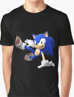 Sonic The Hedgehog - Lost World Graphic T-Shirt