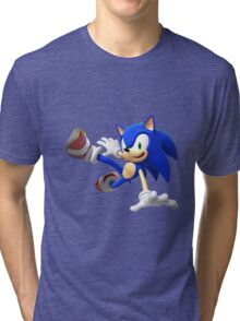 Sonic The Hedgehog - Lost World Tri-blend T-Shirt