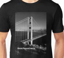 Golden Gate Bridge at Sunset Unisex T-Shirt