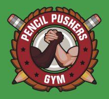 Pencil Pushers Gym Kids Clothes