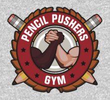 Pencil Pushers Gym | Unisex T-Shirt