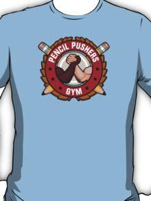 Pencil Pushers Gym T-Shirt