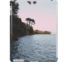 and then the horizon and the sky kissed and became whole iPad Case/Skin