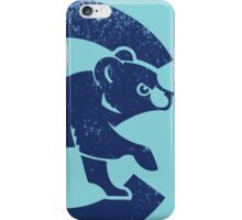 Chicago Cubs baseball Sport blue iPhone Case/Skin