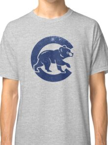 Chicago Cubs baseball Sport blue Classic T-Shirt
