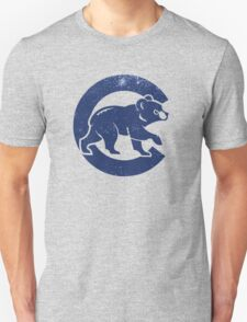 Chicago Cubs baseball Sport blue Unisex T-Shirt