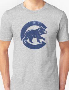 Chicago Cubs baseball Sport blue T-Shirt