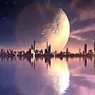 New Atlantis by SpinningAngel