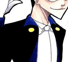 Sailor Moon - Tuxedo Mask Sticker