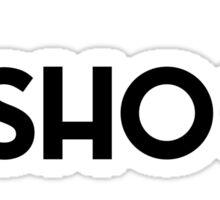 I shoot Sticker