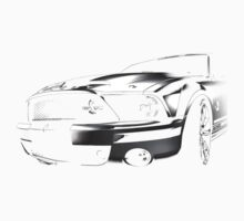 ford mustang gt500 One Piece - Long Sleeve