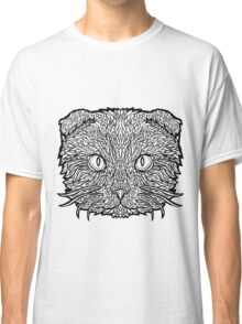 Scottish Fold - Complicated Cats Classic T-Shirt