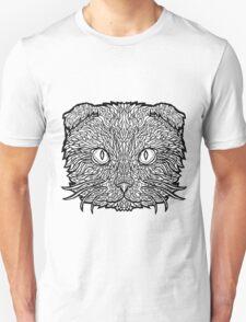 Scottish Fold - Complicated Cats T-Shirt